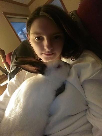 olaf the bunny