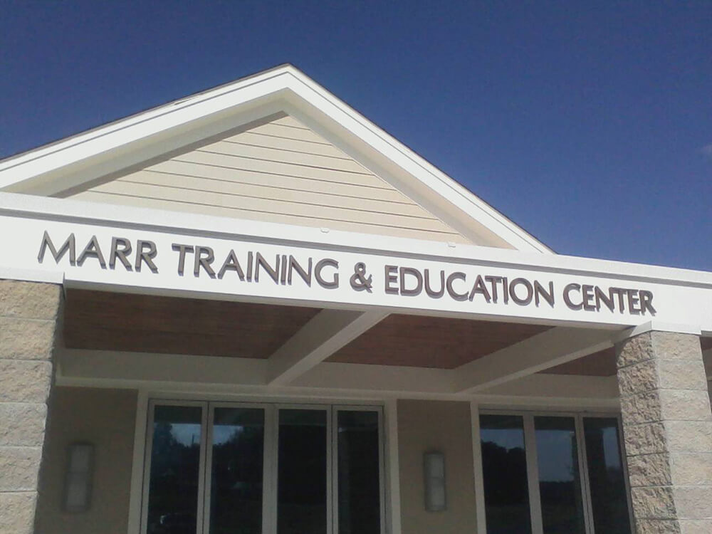 marr training and education center