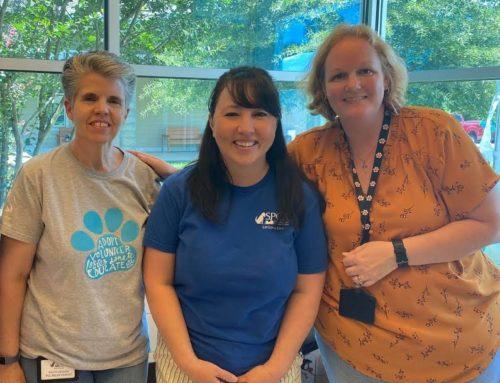 Volunteer Spotlight – Donna Boswell