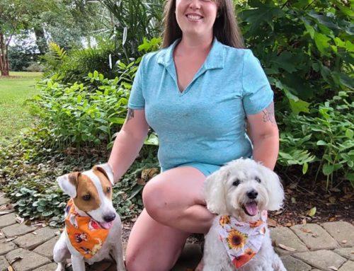 Volunteer Spotlight: Kathryn Dow